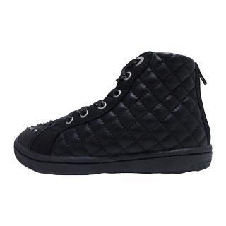geox basket noir filles creamy noir achat vente basket cadeaux de no l cdiscount. Black Bedroom Furniture Sets. Home Design Ideas