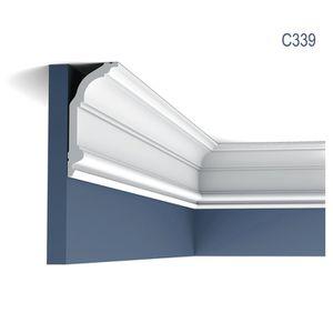 moulure de plafond achat vente moulure de plafond pas cher cdiscount. Black Bedroom Furniture Sets. Home Design Ideas