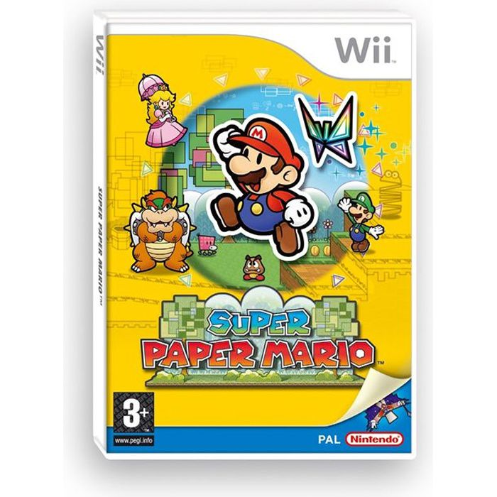 Iso zone wii