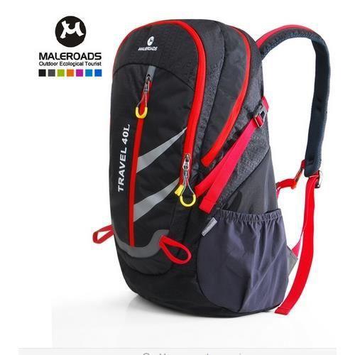 tanches sacs dos de randonn e en nylon 40l camping en plein air escalade sacs de montagne. Black Bedroom Furniture Sets. Home Design Ideas