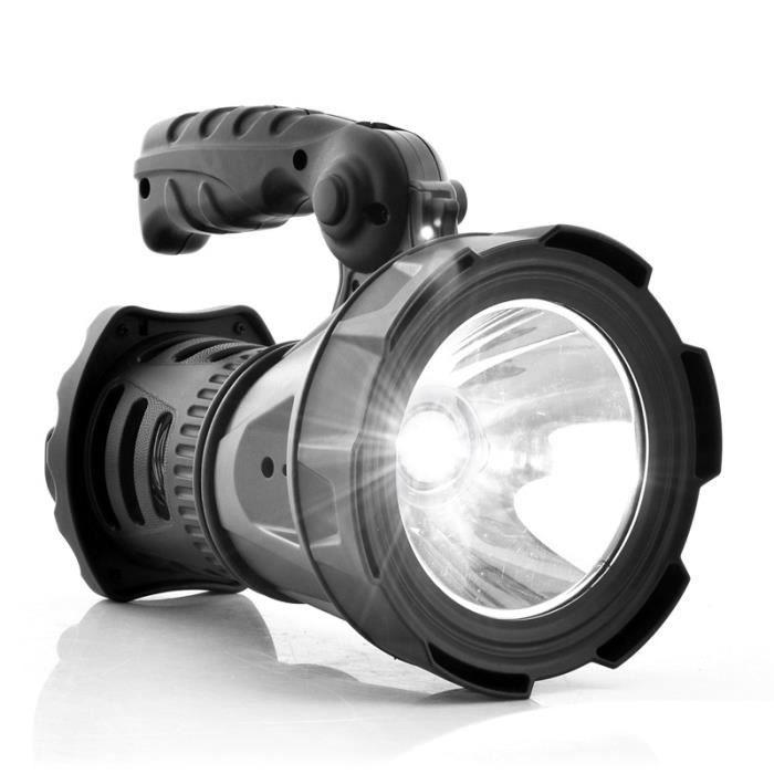 flashmax projecteur led portatif lampe torche achat vente lampe de poche cdiscount. Black Bedroom Furniture Sets. Home Design Ideas