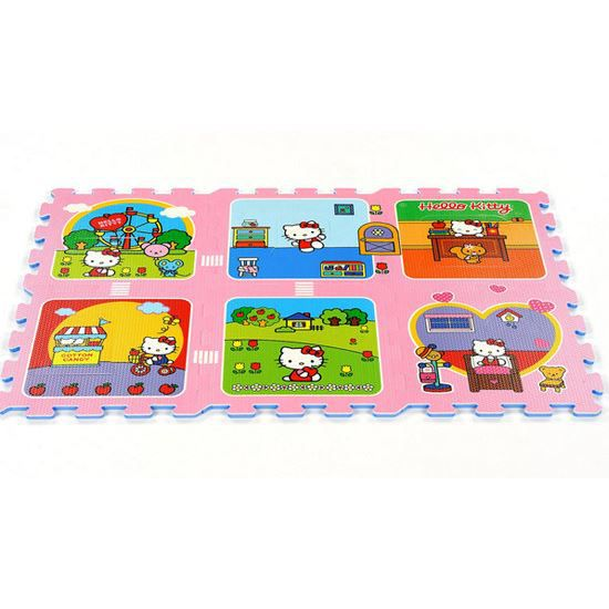 plateforme de jeux pour enfants tatamiz hello k achat. Black Bedroom Furniture Sets. Home Design Ideas