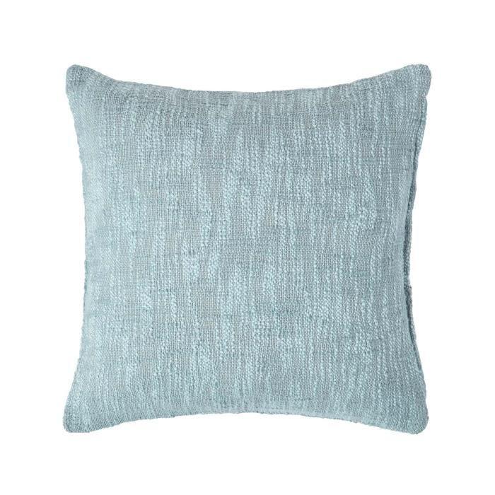 Coussin d houssable gris nirvana 45 x 45 cm achat - Housse de coussin 45 x 45 ...