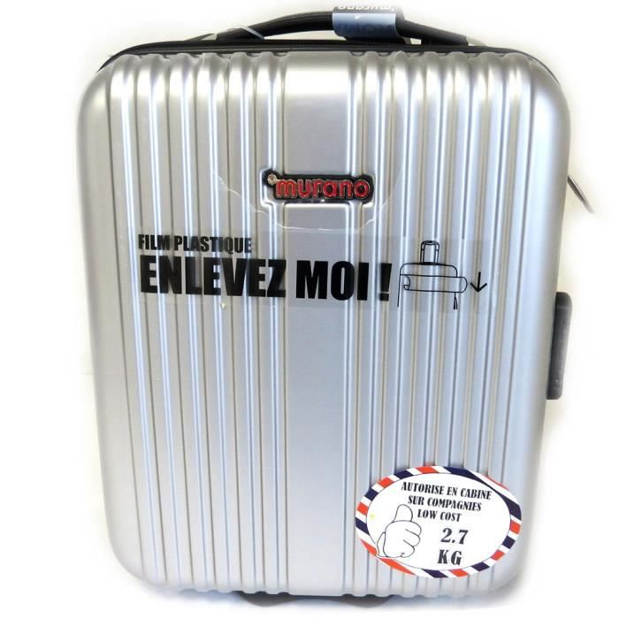 murano m1048 valise trolley abs murano ar achat vente valise bagage 3609521310482. Black Bedroom Furniture Sets. Home Design Ideas