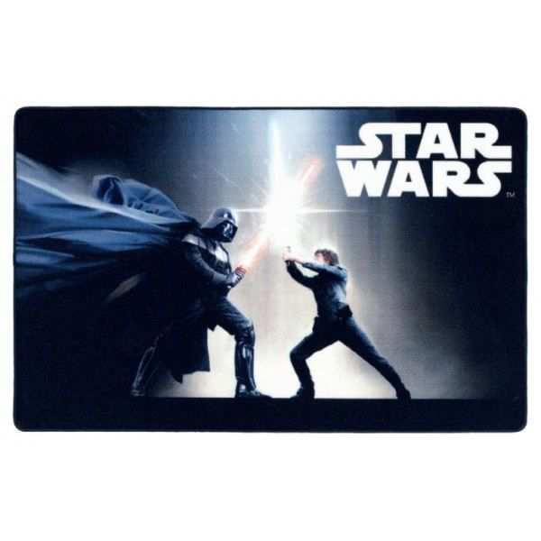 star wars tapis black fight achat vente tapis cdiscount. Black Bedroom Furniture Sets. Home Design Ideas