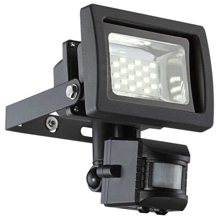 10 watts del applique spot clairage d tecteur de for Spot exterieur detecteur mouvement
