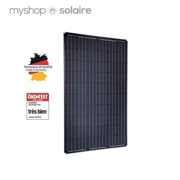 panneau solaire 250w mono solarworld achat vente kit. Black Bedroom Furniture Sets. Home Design Ideas