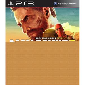 JEU PS3 MAX PAYNE 3 / Jeu console PS3