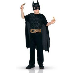 BATMAN Kit Déguisement et Accessoires Batman Dark Knight