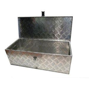 Coffre de rangement en aluminium achat vente coffre de - Caisse de rangement pas cher ...