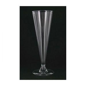 flute champagne en plastique achat vente flute champagne en plastique pas cher cdiscount. Black Bedroom Furniture Sets. Home Design Ideas