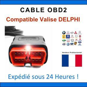 delphi diagnostic auto achat vente delphi diagnostic auto pas cher cdiscount. Black Bedroom Furniture Sets. Home Design Ideas