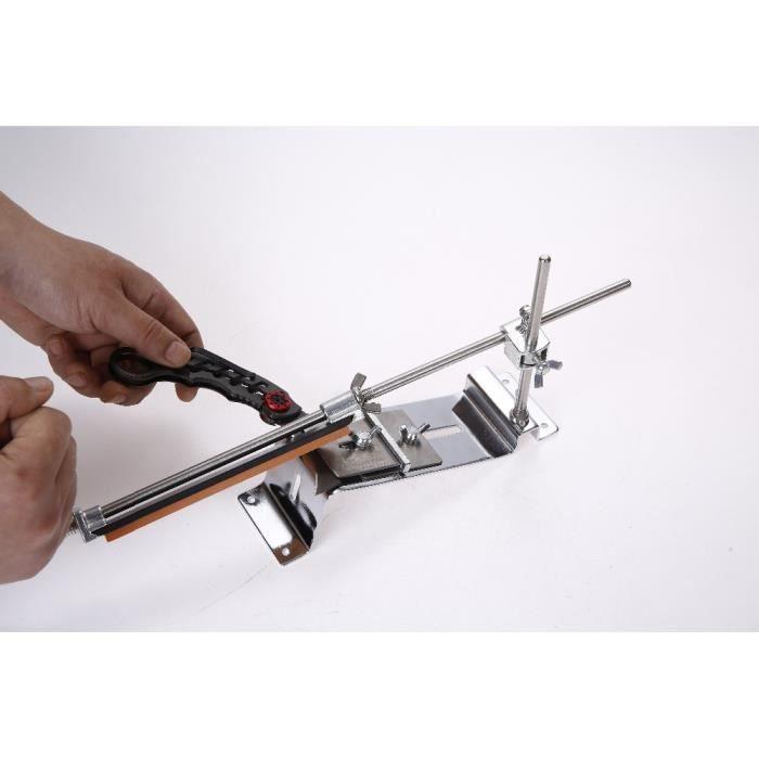 Aiguiseur couteau en acier aiguiseur professionnel couteau for Aiguiser couteau cuisine