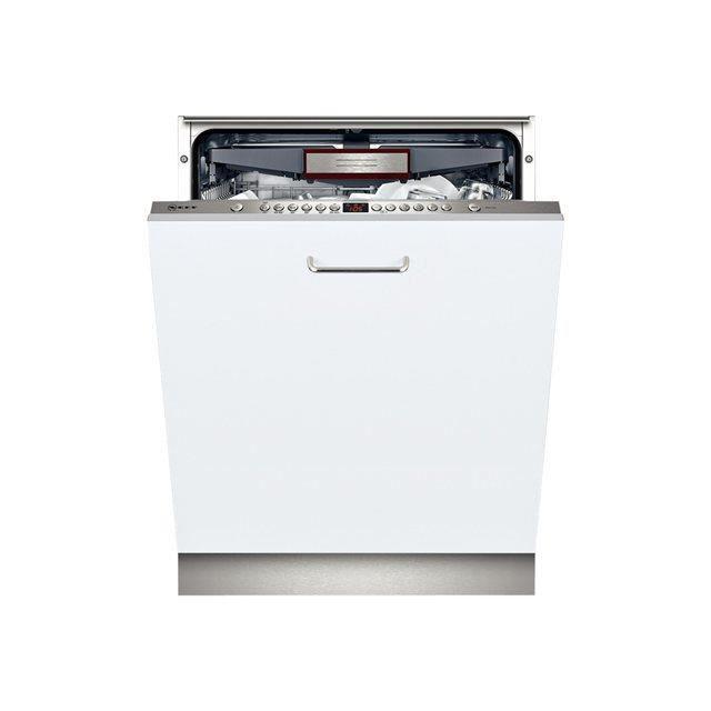 neff lave vaisselle 60cm 13 couverts a tout int grable