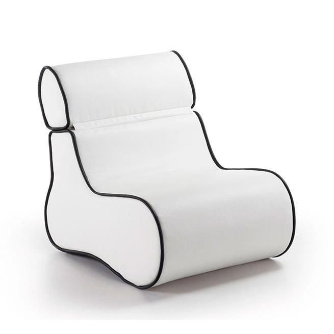 module de canap ergonomique sims blanc achat vente. Black Bedroom Furniture Sets. Home Design Ideas