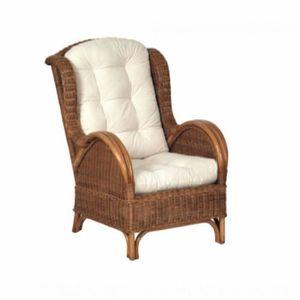 fauteuil en osier achat vente fauteuil en osier pas cher cdiscount. Black Bedroom Furniture Sets. Home Design Ideas