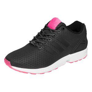 chaussure adidas zx flux noir pas cher