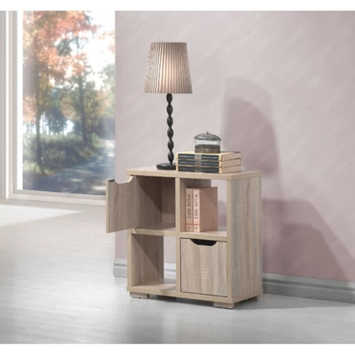 Commode tag re livres biblioth que dv5960 achat vente commode semainier commode tag re - Etagere a livre ...