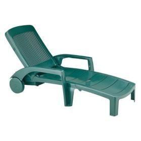 Lit bain soleil pliant fidji volution vert achat vente chaise longue transat lit for Evolution de la chaise