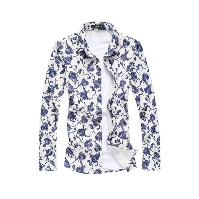 chemise a fleurs homme grande taille. Black Bedroom Furniture Sets. Home Design Ideas