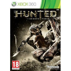 JEUX XBOX 360 HUNTED: THE DEMON'S FORGE / Jeu console X360