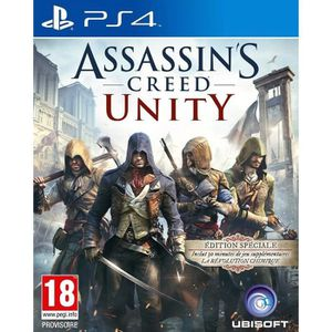 Assassin's Creed Unity Edition Spéciale Jeu PS4