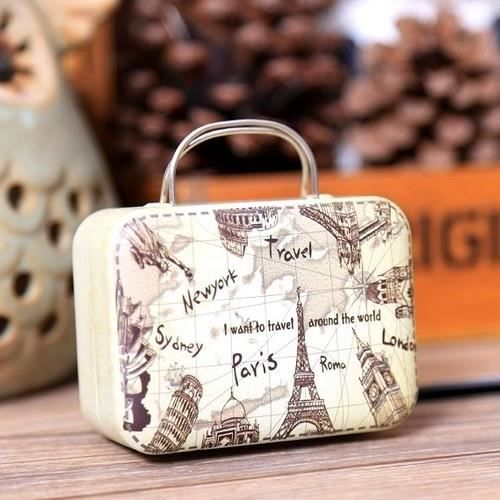 bote drages boite drages valise - Valise Dragees Mariage
