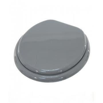 abattant de toilette en bois gris achat vente abattant wc abattant de toilette en boi. Black Bedroom Furniture Sets. Home Design Ideas
