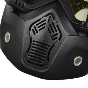masque de casque moto achat vente masque de casque moto pas cher les soldes sur cdiscount. Black Bedroom Furniture Sets. Home Design Ideas