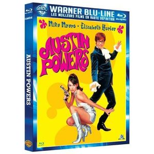 BLU-RAY FILM Blu-Ray Austin powers