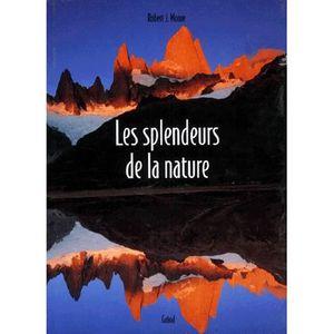LIVRE NATURE Les splendeurs de la nature