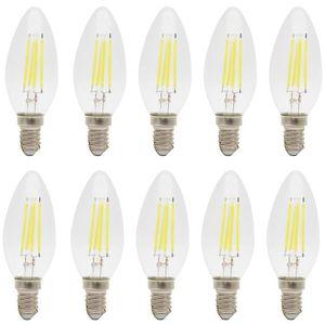 ampoule filament 10w achat vente ampoule filament 10w pas cher cdiscount. Black Bedroom Furniture Sets. Home Design Ideas