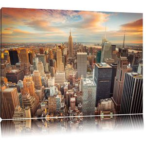 tableau toile new york achat vente tableau toile new york pas cher cdiscount. Black Bedroom Furniture Sets. Home Design Ideas