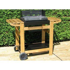 barbecue somagic au charbon de bois halong achat vente. Black Bedroom Furniture Sets. Home Design Ideas