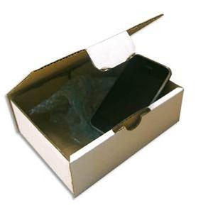Boite carton blanche achat vente boite carton blanche - Boite en carton a decorer pas cher ...