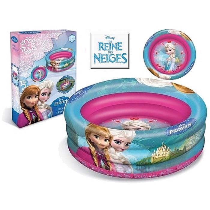 maison jardin plein air piscine gonflable la reine des neiges  boudins f dis