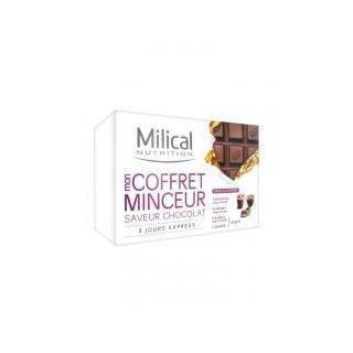 Milical Mon Coffret Minceur Saveur Chocolat - Achat