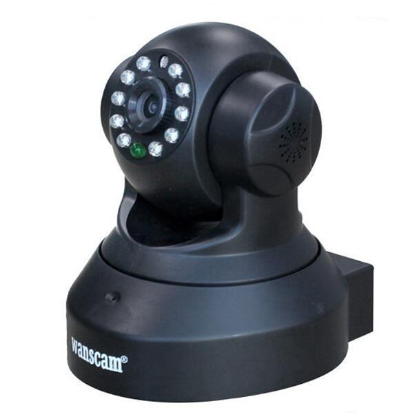 Cam ra ip sans fil d 39 int rieur de home office security jw0012 prix pas cher cdiscount for Camera de surveillance interieur sans fil