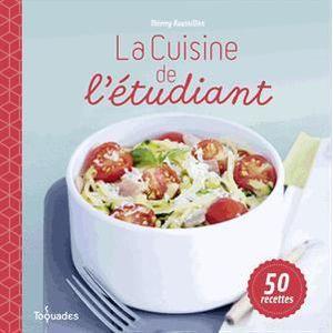 Livre de cuisine pour etudiants achat vente livre de for Cuisine etudiant