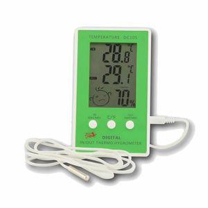 Thermometre avec capteur exterieur achat vente for Thermometre interieur pas cher