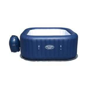 SPA COMPLET - KIT SPA Spa carré Lay-Z-Spa Hawaii AirJet - Bestway - 4-6