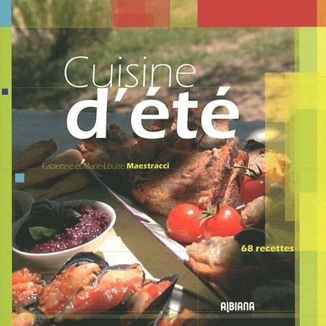 Cuisine d 39 t achat vente livre fabienne maestracci - Cuisine d ete pas cher ...