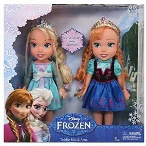 poupe la reine des neiges poupee elsa et anna 33 cm