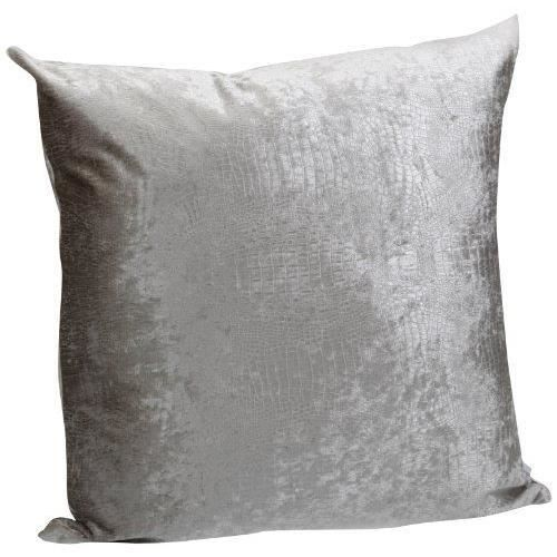 Sauermilch 1302686800002 glam coussin champagne taille xl - Taille coussin standard ...
