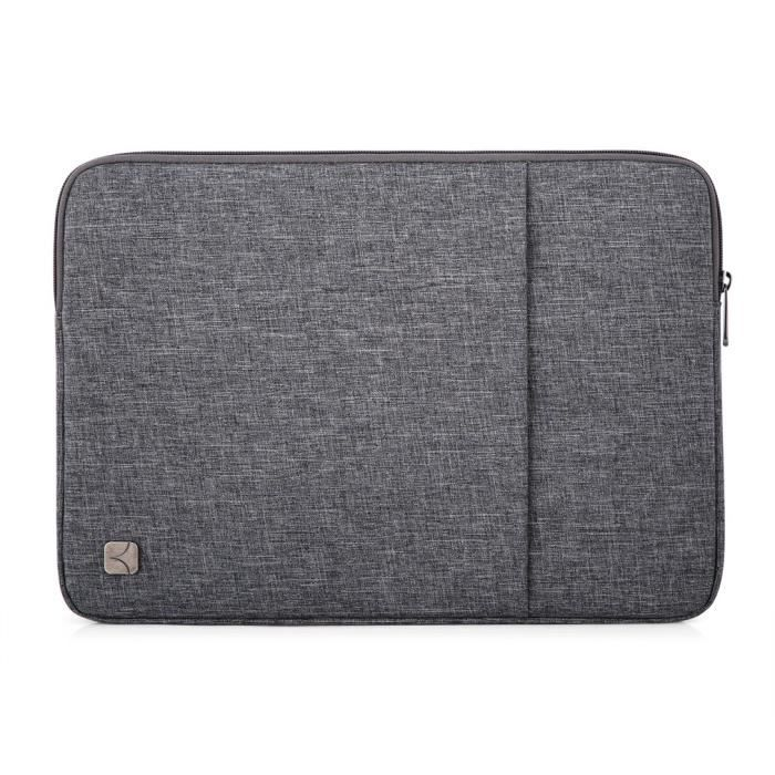 Caison ordinateur portable manche etui sac pochette for Housse lenovo yoga 500