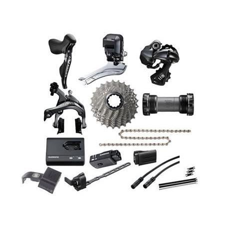 Groupe Ultegra Di2 6870 Externe. Groupe complet Shimano Ultegra 6870