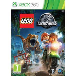 JEUX XBOX 360 LEGO Jurassic World Jeu XBOX 360