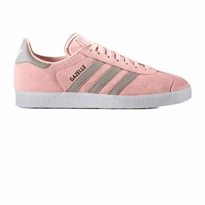BASKET Chaussures Gazelle Coral/Granite W e17 - adidas Or