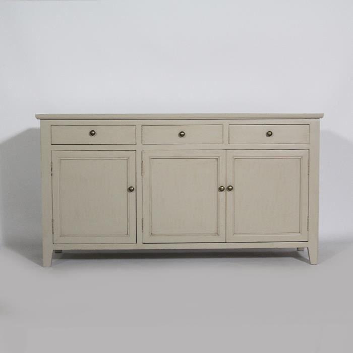 enfilade baroque sable achat vente buffet bahut enfilade baroque sable cdiscount. Black Bedroom Furniture Sets. Home Design Ideas