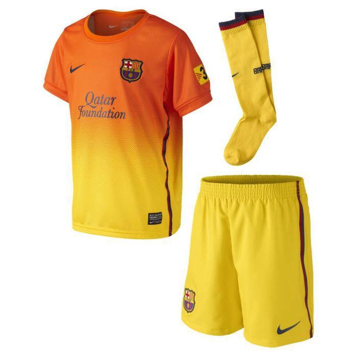 Barcelone - Liga - Clubs Etrangers Footcenter